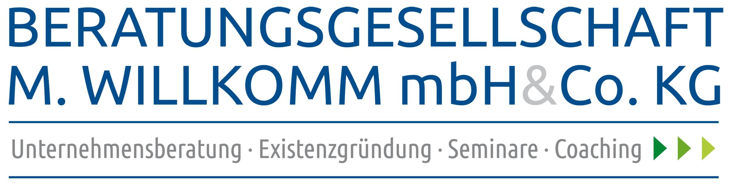 Logo Willkomm Beratungsgesellschaft_V3